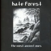 HATE FOREST - The Most Ancient Ones cover