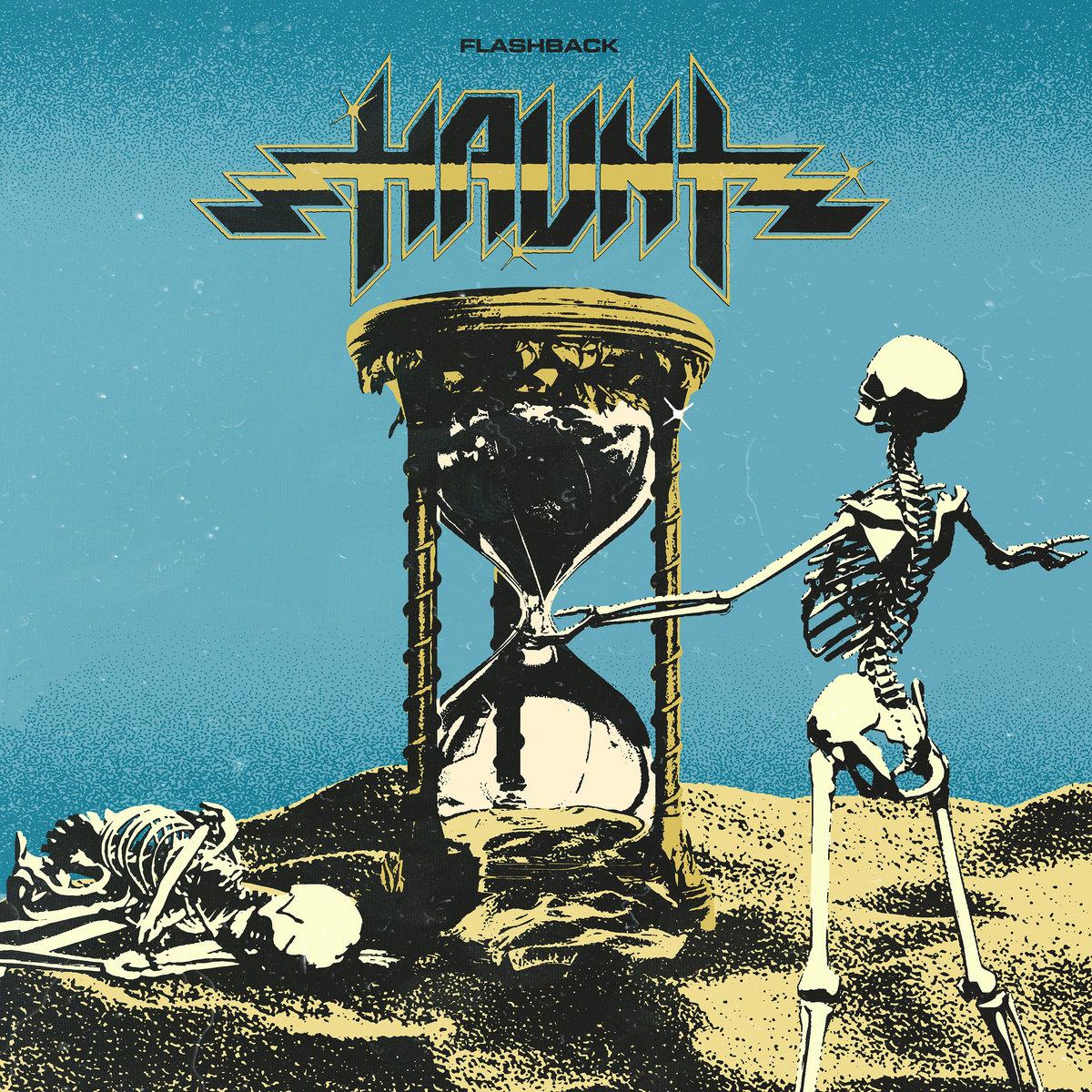 HAUNT - Flashback cover