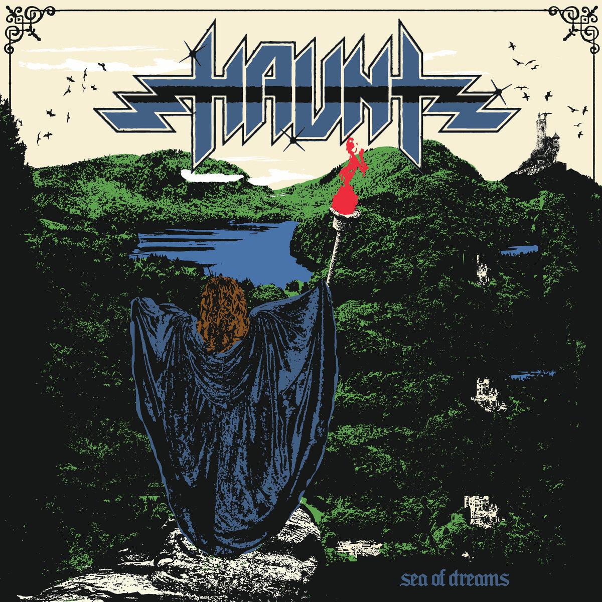 HAUNT - Haunt/Seven Sisters Split cover
