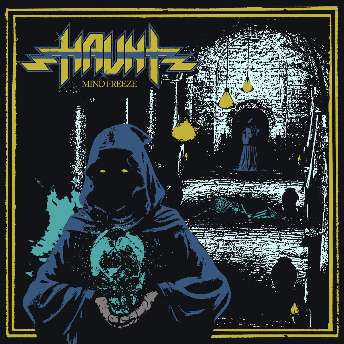 HAUNT - Mind Freeze cover