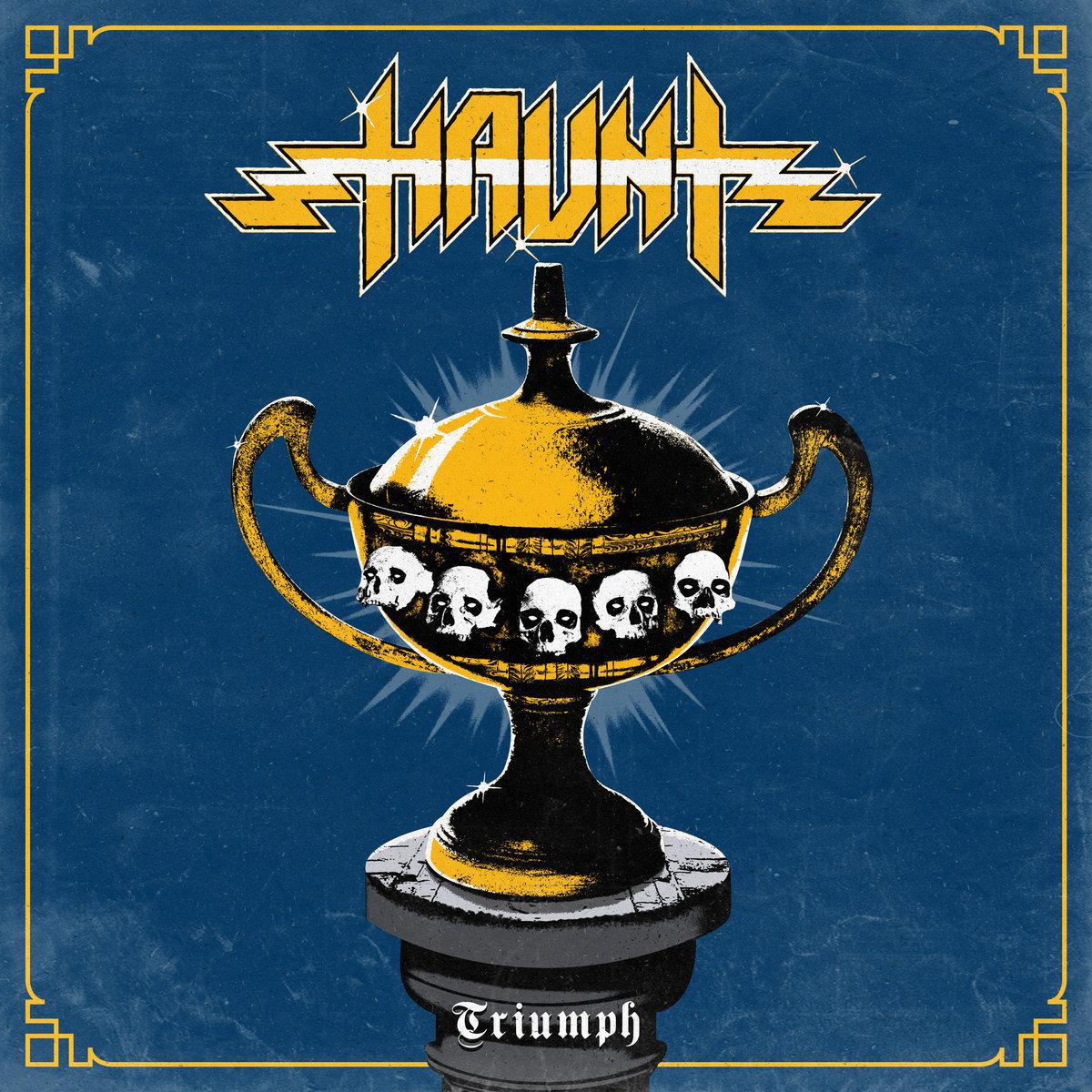 HAUNT - Triumph cover