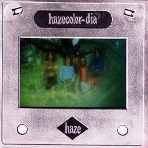HAZE - Hazecolor-Dia cover
