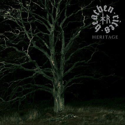HEATHEN RITES - Heritage cover