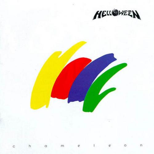 HELLOWEEN - Chameleon cover