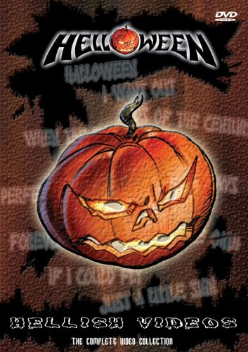 HELLOWEEN - Hellish Videos: The Complete Video Collection cover
