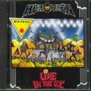 HELLOWEEN - Live in the U.K. cover