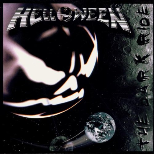 HELLOWEEN - The Dark Ride cover
