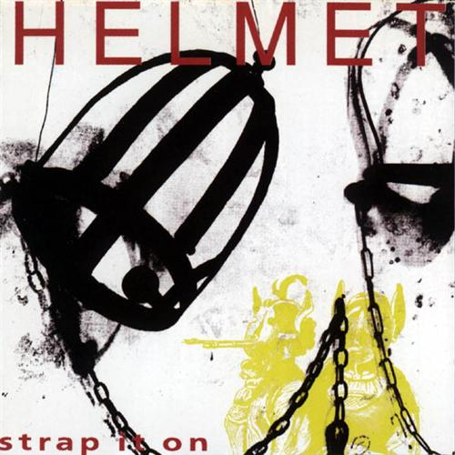 HELMET - Strap It On cover
