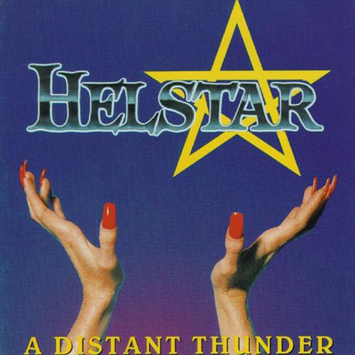HELSTAR - A Distant Thunder cover