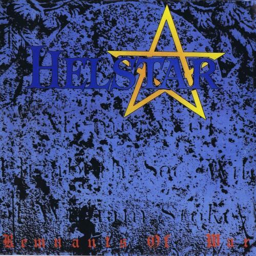 HELSTAR - Remnants of War cover