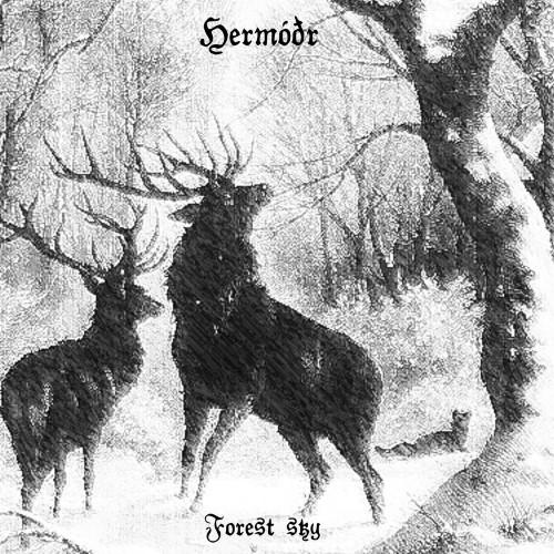 HERMÓÐR - Forest Sky cover