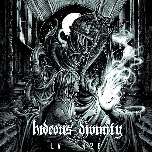HIDEOUS DIVINITY - LV-426 cover