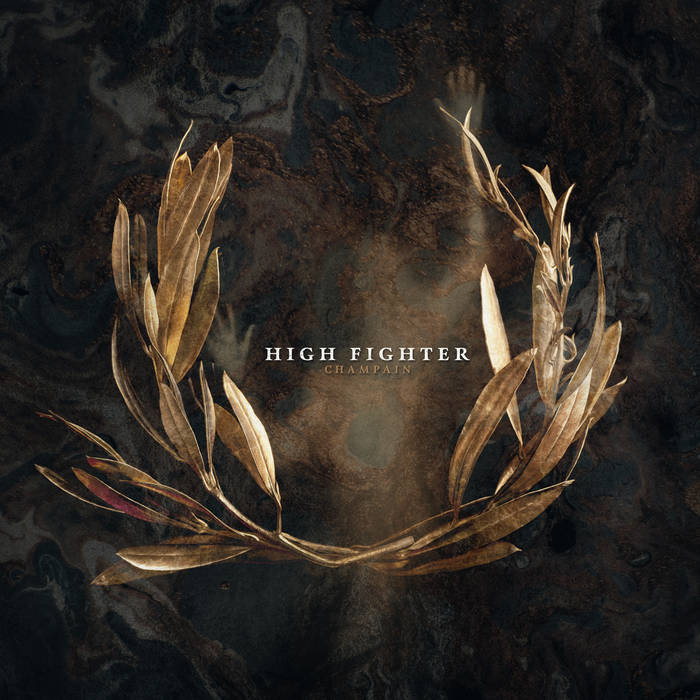 HIGH FIGHTER - Dead Gift cover