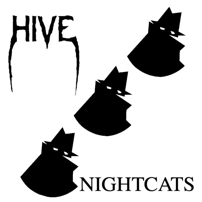 HIVE (AB) - Night Cats cover