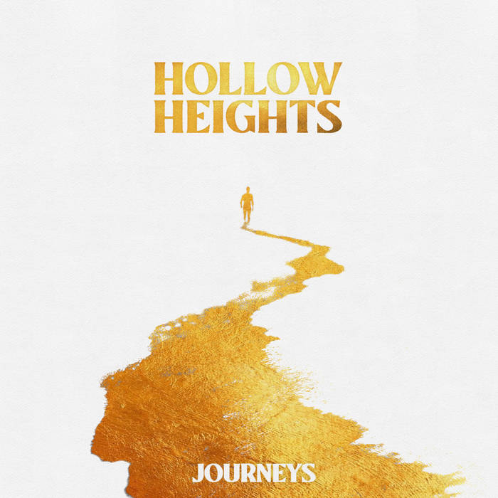HOLLOW HEIGHTS - Journeys cover