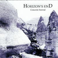 HORIZON'S END - Concrete Surreal cover