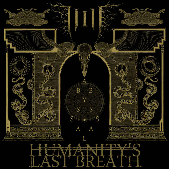 HUMANITY'S LAST BREATH - Abyssal cover
