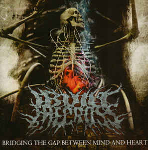 I BUILT THE CROSS - Bridging The Gap Between Mind And Heart cover