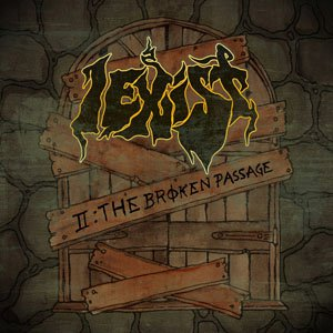 I EXIST - II: The Broken Passage cover