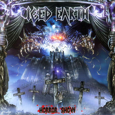 ICED EARTH - Horror Show cover
