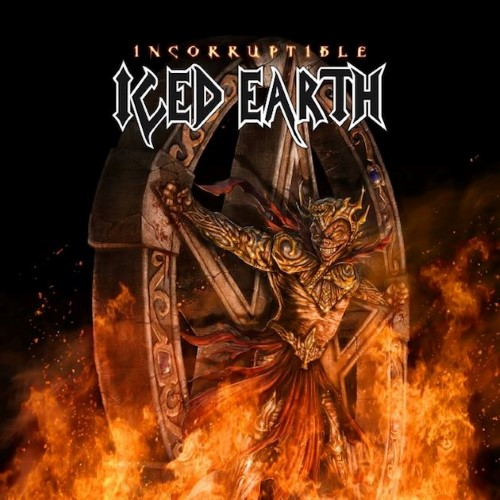 ICED EARTH - Incorruptible cover