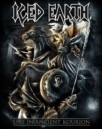 ICED EARTH - Live in Ancient Kourion cover