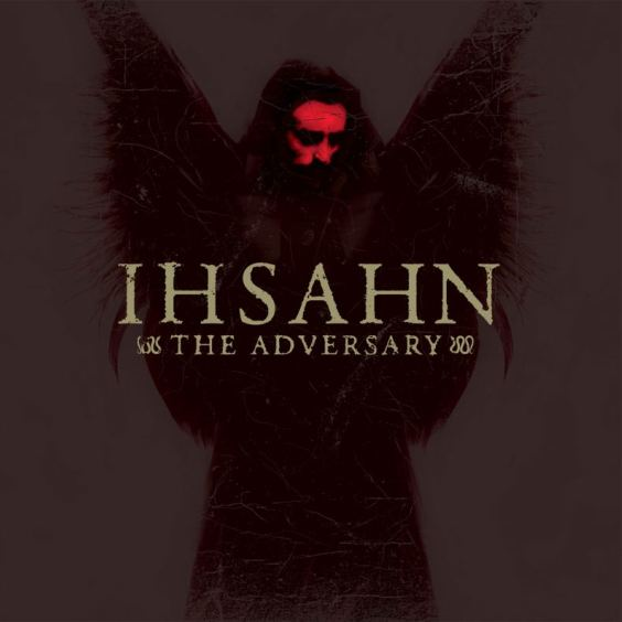 IHSAHN - The Adversary cover