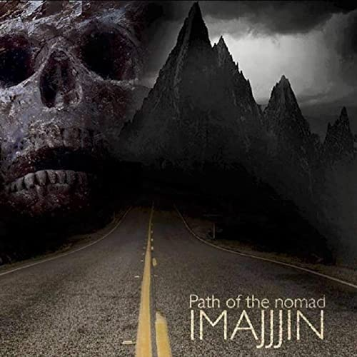 IMAJJJIN - Path Of The Nomad cover