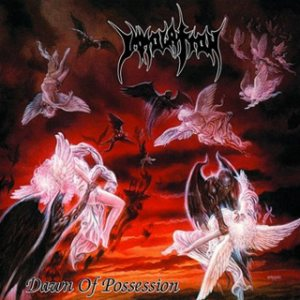 IMMOLATION - Dawn of Possession cover