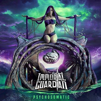 IMMORTAL GUARDIAN - Psychosomatic cover