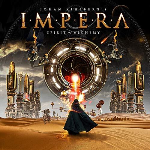 IMPERA - Spirit of Alchemy cover