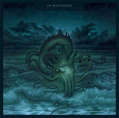 IN MOURNING - The Weight Of Oceans cover
