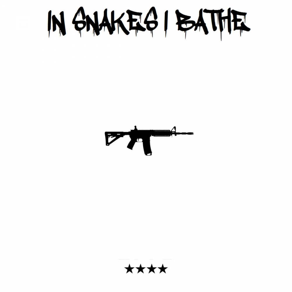 IN SNAKES I BATHE - In Snakes I Bathe EP cover