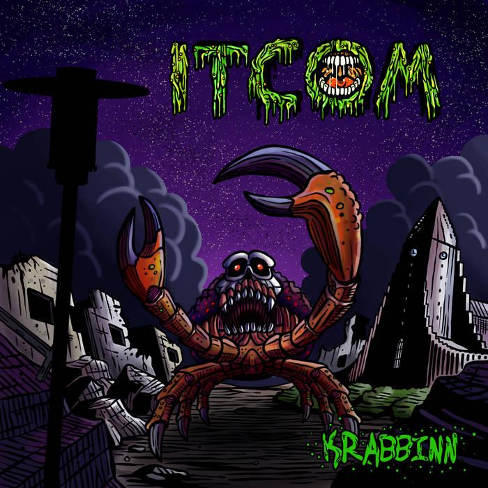 IN THE COMPANY OF MEN - Krabbinn cover