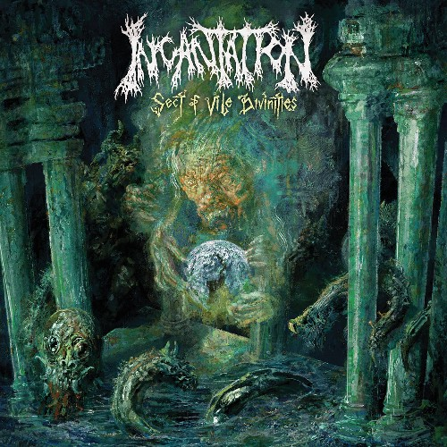 INCANTATION - Sect Of Vile Divinities cover