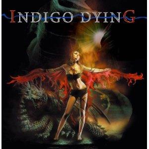 INDIGO DYING - Indigo Dying cover