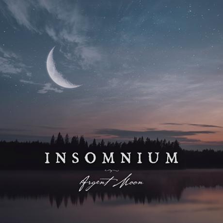 INSOMNIUM - Argent Moon cover