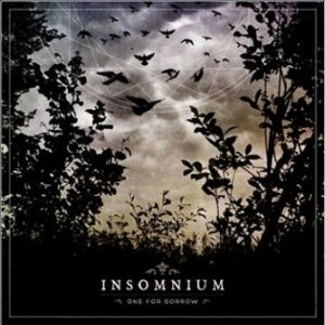 INSOMNIUM - One For Sorrow cover