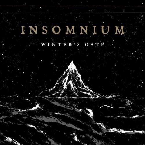 INSOMNIUM - Winter's Gate cover