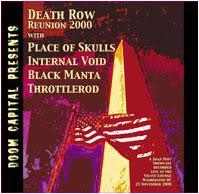 INTERNAL VOID - Death Row Reunion 2000 cover