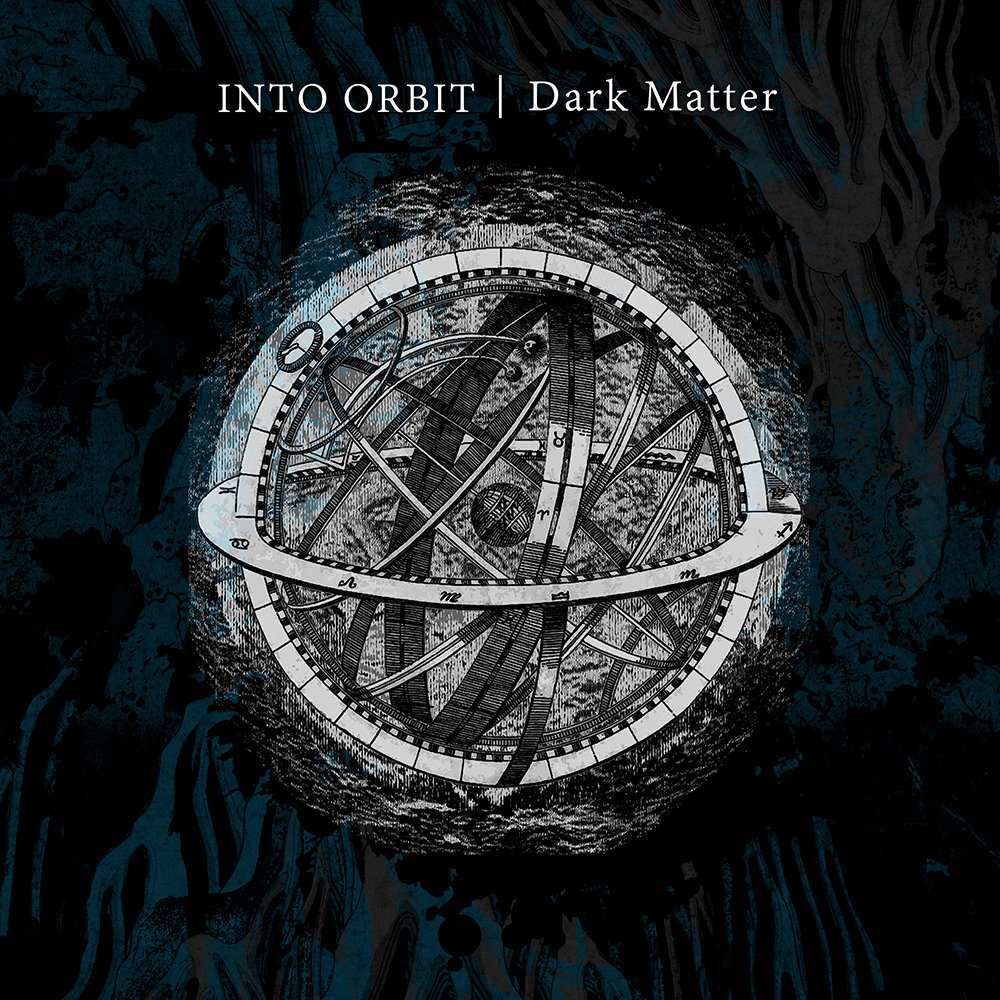 INTO ORBIT - Dark Matter cover