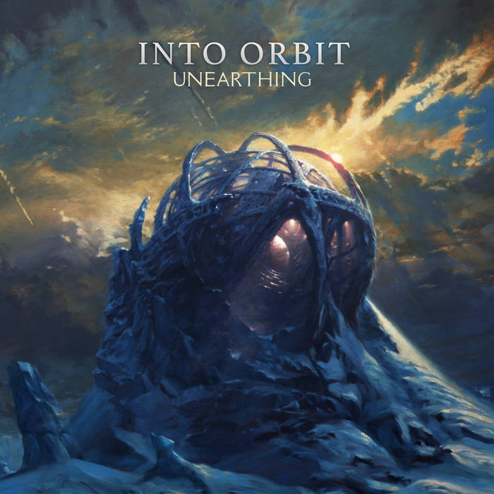 INTO ORBIT - Unearthing cover