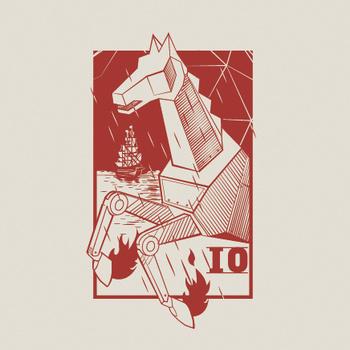 IO - Our Disintegrating Museum cover
