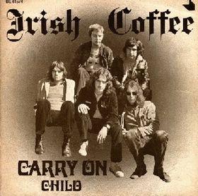 IRISH COFFEE - Carry On / Child cover