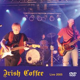 IRISH COFFEE - Live Rockpalast (DVD) cover