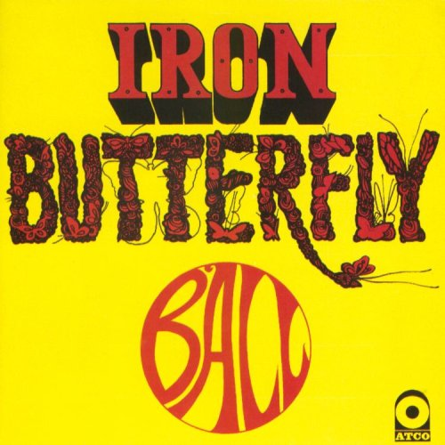 IRON BUTTERFLY - Ball cover