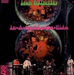 IRON BUTTERFLY - In-A-Gadda-Da-Vida cover