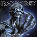IRON MAIDEN - Different World cover
