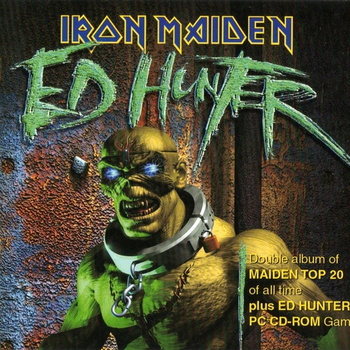 IRON MAIDEN - Ed Hunter cover