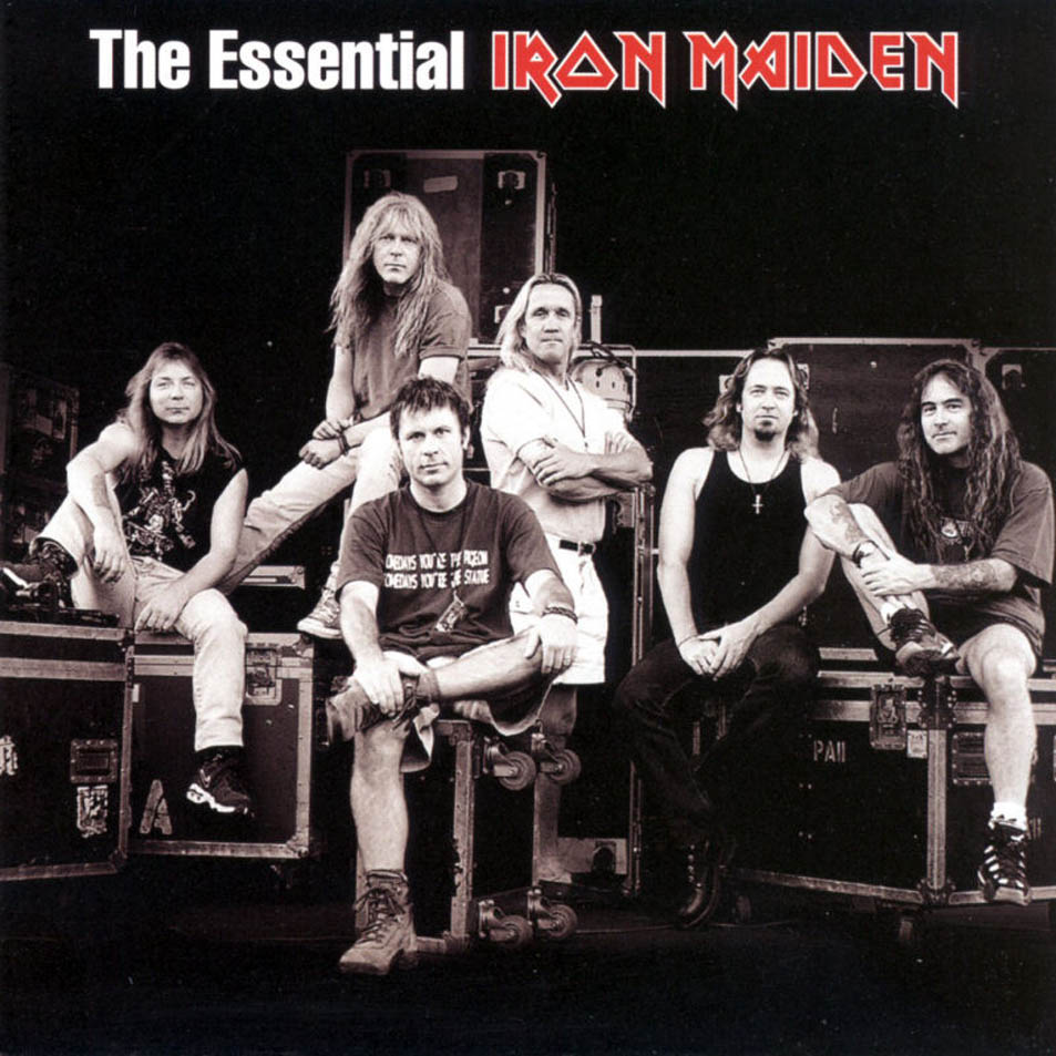 IRON MAIDEN - The Essential Iron Maiden cover